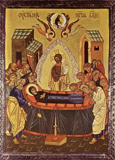 Dormizione della Vergine Maria