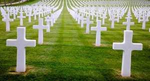 cimitero-americano-firenze-croci-stelle