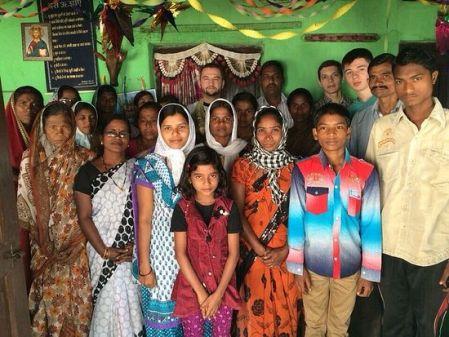 Cristo in India
