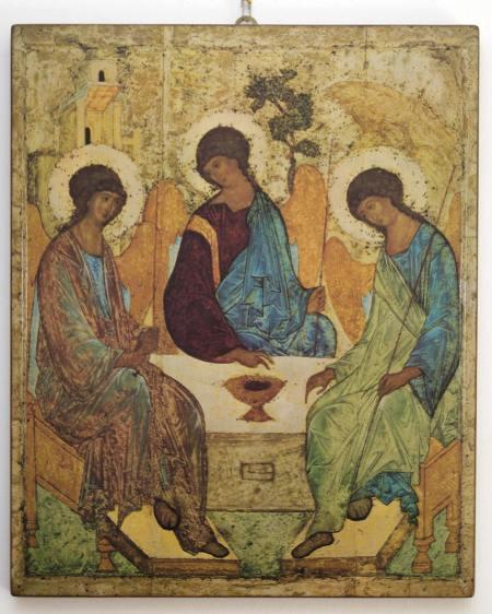 Santissima Trinita'