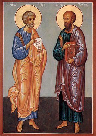 San Pietro e sanPaolo